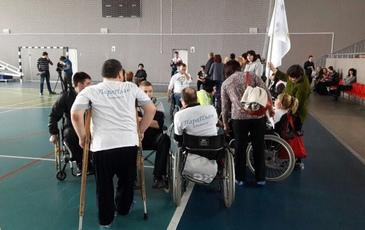 Участники проходят программу ресоциализации